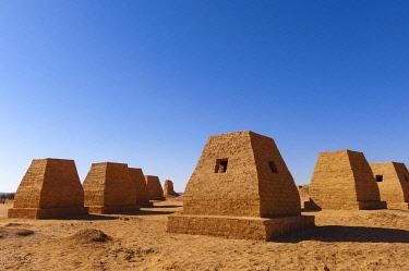 CLKSP132902 The Tombs of Garamantes, Jarma (Germa), Fezzan, Libya.