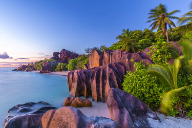 CLKNO130866 Anse Source d'Argent beach, La Digue, Seychelles