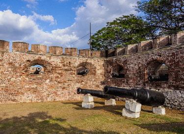 JAM0019AWRF Fort Charles, Port Royal, Kingston Parish, Jamaica