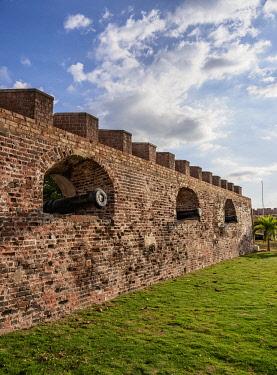 JAM0021AWRF Fort Charles, Port Royal, Kingston Parish, Jamaica