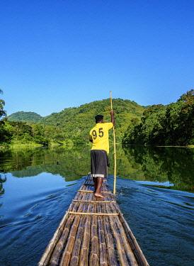 JAM0240AW Rio Grande Rafting, Portland Parish, Jamaica