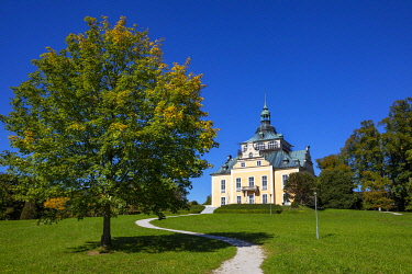 IBXWWE05801061 Congress Center, Villa Toscana in Toscana Park, Gmunden, Salzkammergut, Upper Austria, Austria, Europe