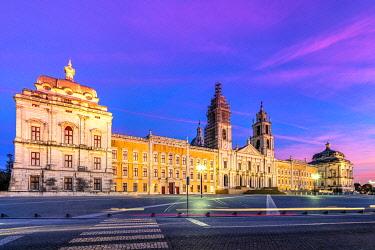 POR10148AW Palace of Mafra or Palacio Nacional, Mafra, Lisbon, Portugal