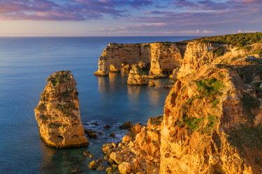 POR10170AW Praia da Marinha or Marinha Beach, Caramujeira, Lagoa, Algarve, Portugal