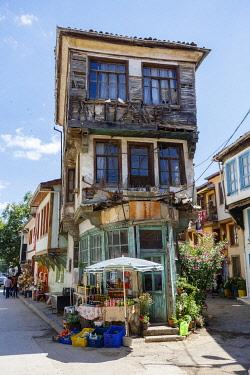 AS37AKA2158 Old building in Tirilye, Marmara region, Turkey.