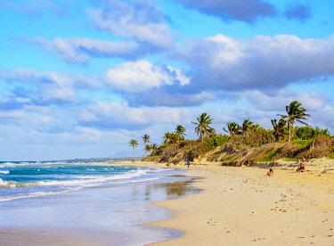 CUB2614AWRF Santa Maria del Mar Beach, Habana del Este, Havana, La Habana Province, Cuba