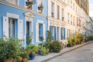 FRA12015AW Rue Cremieux, Paris, France