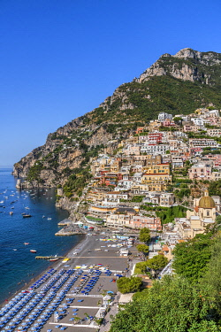 ITA16202AWRF Positano, Amalfi coast, Campania, Italy