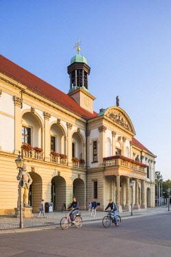 DE02184 Rathaus, Alter Markt, Magdeburg, Saxony-Anhalt, Germany