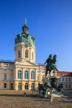 DE01549 Charlottenburg Palace, Berlin, Germany