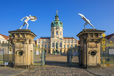 DE01550 Charlottenburg Palace, Berlin, Germany