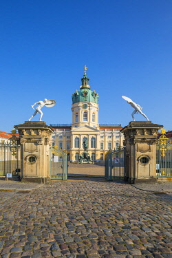 DE01551 Charlottenburg Palace, Berlin, Germany