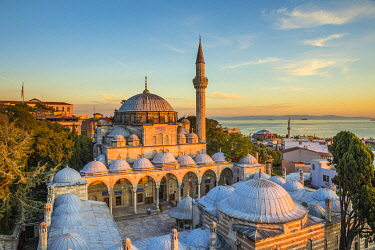 TK01890 Sokollu Mehmet Pasha Mosque, Istanbul, Turkey