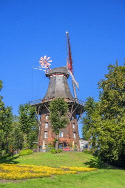 GER12536AWRF Windmill The Muhle am Wall, Bremen, Germany