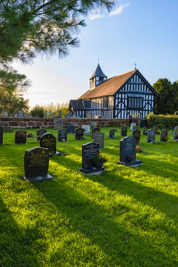 ENG18303 England, Shropshire, Meverley, St Peter's Church