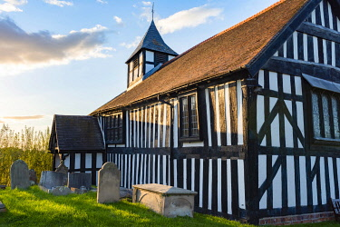 ENG18356 England, Shropshire, Meverley, St Peter's Church