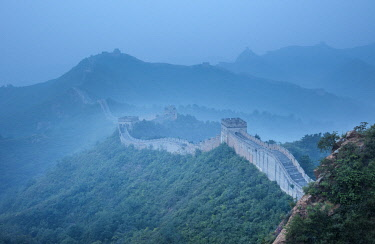 CH12537AW The Great Wall of China, China