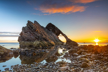 SCO35962AW Bow Fiddle Rock, Portknockie, Scotland, United Kingdom
