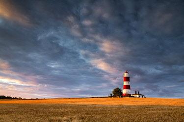 ENG18452AW Happisburgh Lighthouse, Happisburgh, Norfolk, England