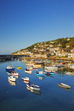 Mousehole Harbour, Penzance, Cornwall, England