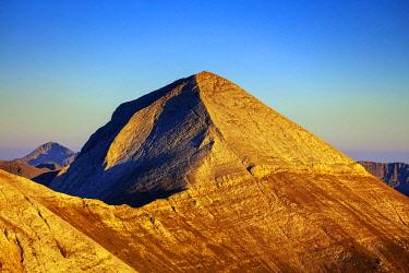 BUL0476 Europe, Bulgaria, Bansko, Pirin National Park mountains, Vihren summit 2914m second highest peak in Bulgaria