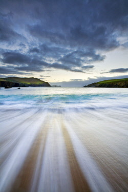 Clogher Head beach, Dingle Peninsular, Co. Kerry, Republic of Ireland