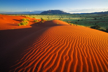NAM6933AW Red Sands of the NamibRand Nature Reserve, Namibia