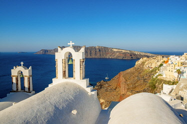 Greece, Cyclades, Santorini Island (Thera or Thira), village of Oia