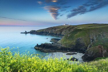 Lizard Point, Cornwall, England, UK
