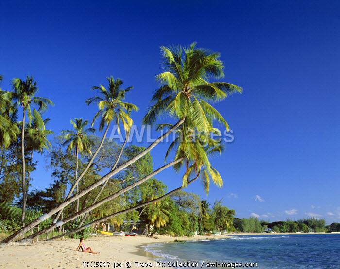Kings Beach, Barbados, Caribbean Islands