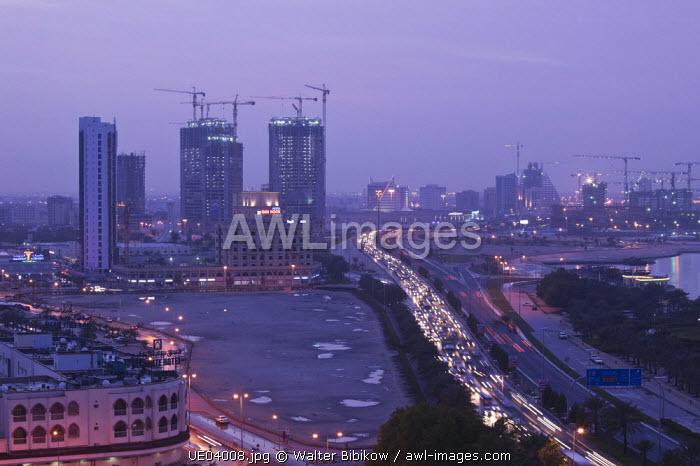 Bahrain, Manama, King Faisal Highway