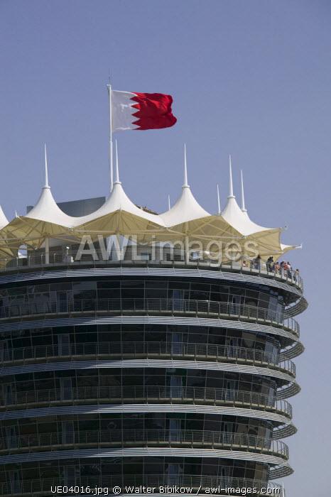 Bahrain, Sakhir, Bahrain International Circuit (BIC) Formula 1 Car Race Track