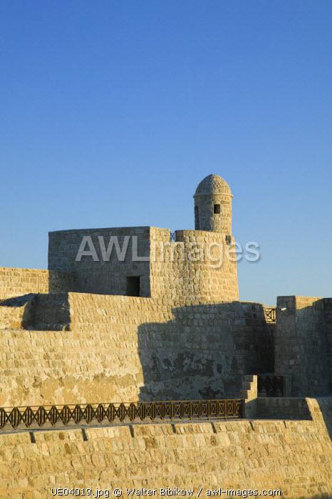 Bahrain, Manama, Bahrain Fort