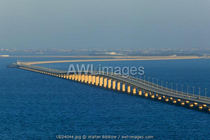 Bahrain, King Fahd Causeway, King Fahd Causeway between Bahrain and Saudi Arabia