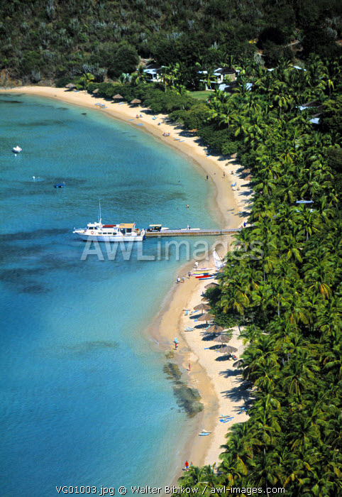 Little Dix Bay, Virgin Gorda, British Virgin Islands, Caribbean