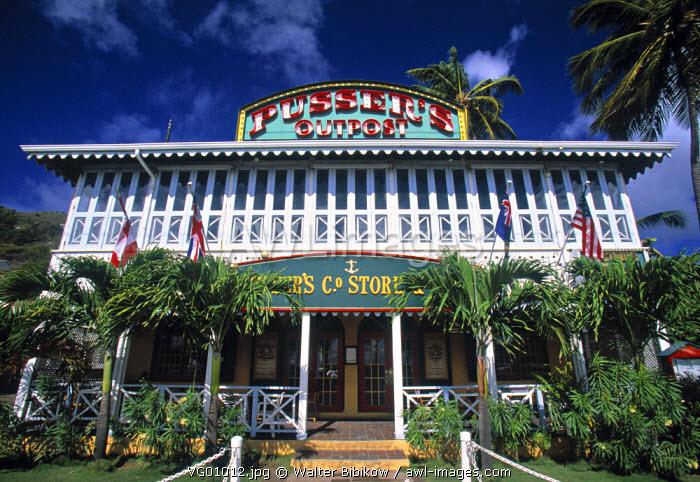 Store, Road Town, Tortola, British Virgin Islands, Caribbean