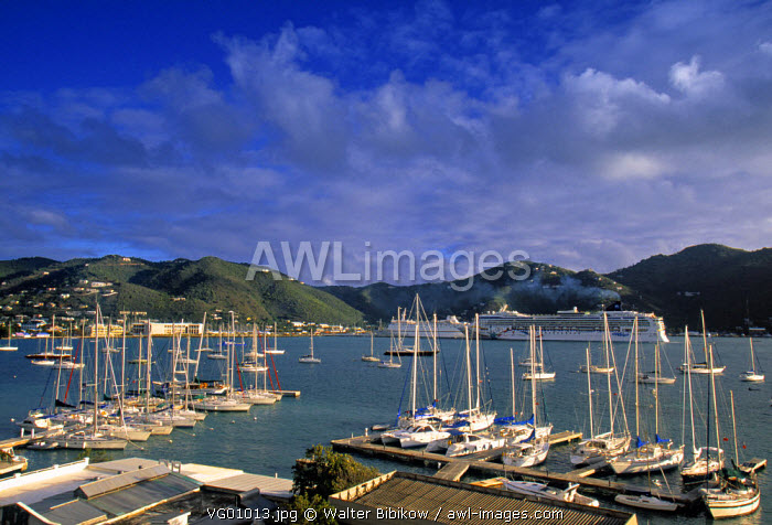 Road Town, Tortola, British Virgin Islands, Caribbean