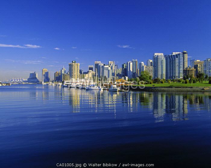 Vancouver (fr. Stanley Park), British Columbia, Canada