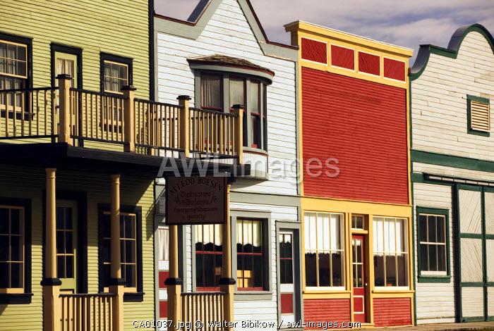 Fort Steele Heritage Town, British Columbia, Canada