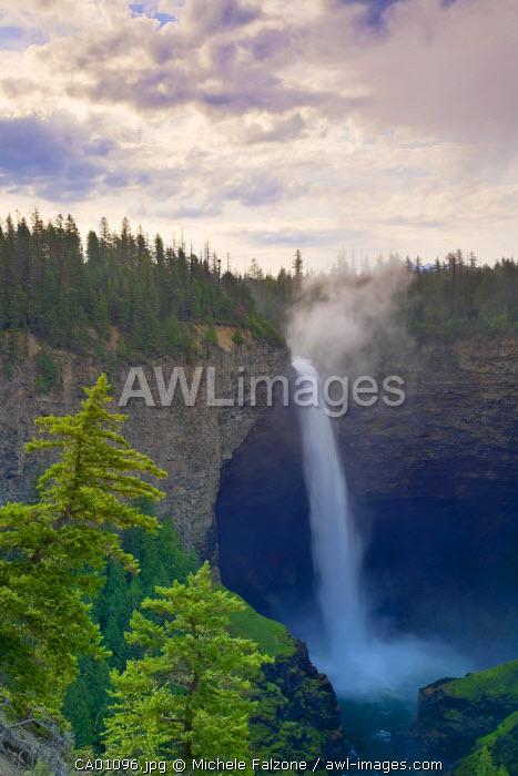 Helmcken Falls, Wells Gray Provincial Park, British Columbia, Canada