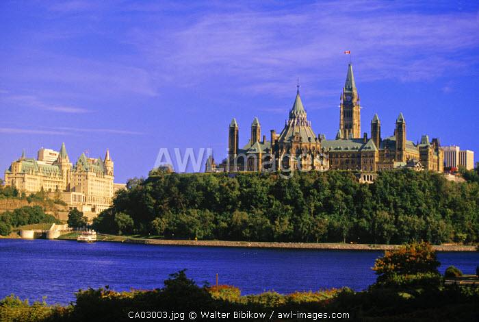 Canadian Parliament, Ottowa, Ontario, Canada