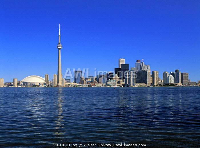 Toronto & CN Tower, Ontario, Canada