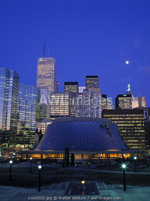 Roy Thompson Hall, Toronto, Ontario, Canada