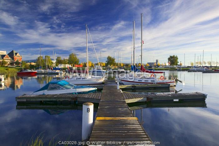Prince Arthur's Landing Park, Thunder Bay, Ontario, Canada