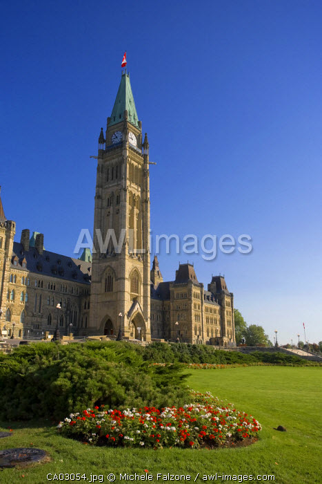 Canadian Parliament, Parliament Hill, Ottawa, Ontario, Canada