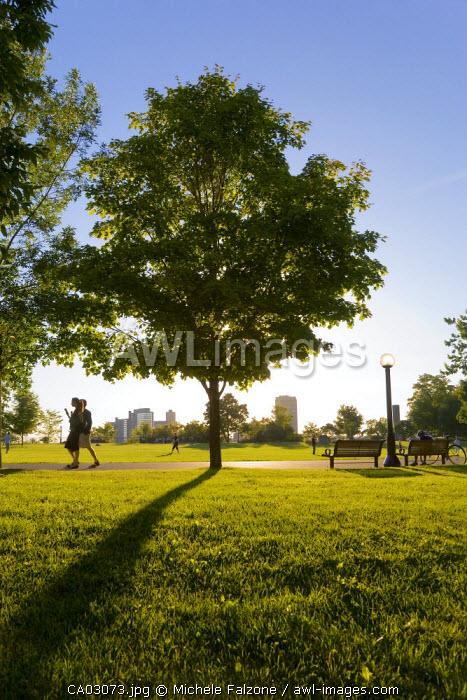 Majors Hill Park, Ottawa, Ontario, Canada
