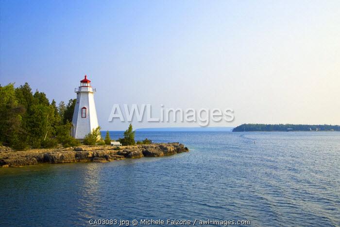 Big Tub Harbour, Tobermory, Georgian Bay, Lake Huron, Ontario, Canada