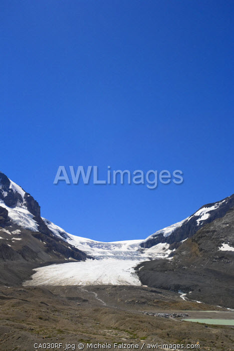 Columbia Icefield, Icefield Parkway, Alberta, Canada