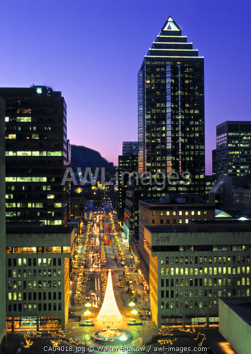 Place Ville Marie, Montreal, Quebec, Canada