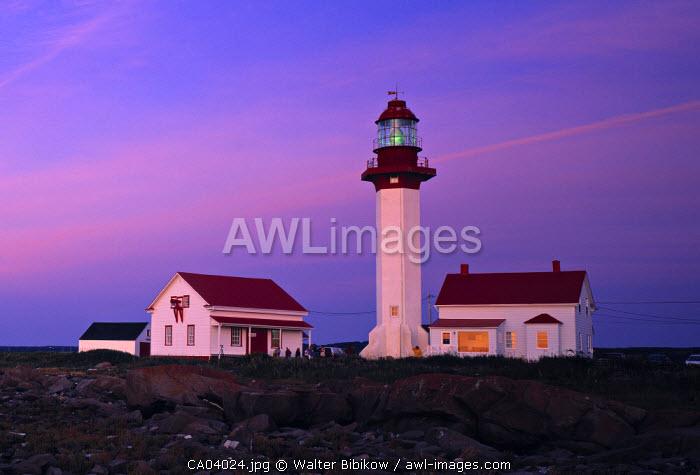 Metis Sur Mer, Gaspe Peninsula, Quebec, Canada